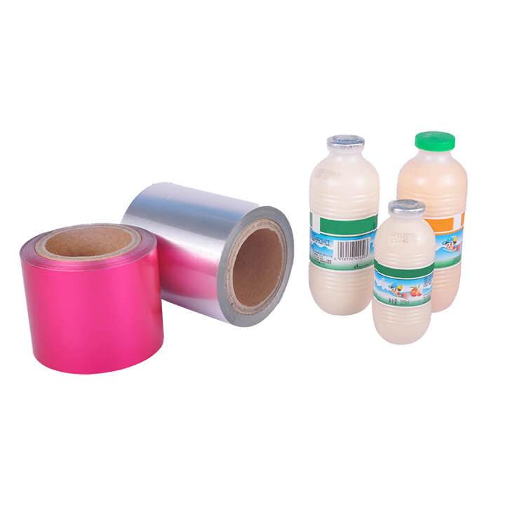 Capping Foil For Sterilizing Milk