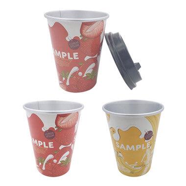Aluminum Foil Paper Cups